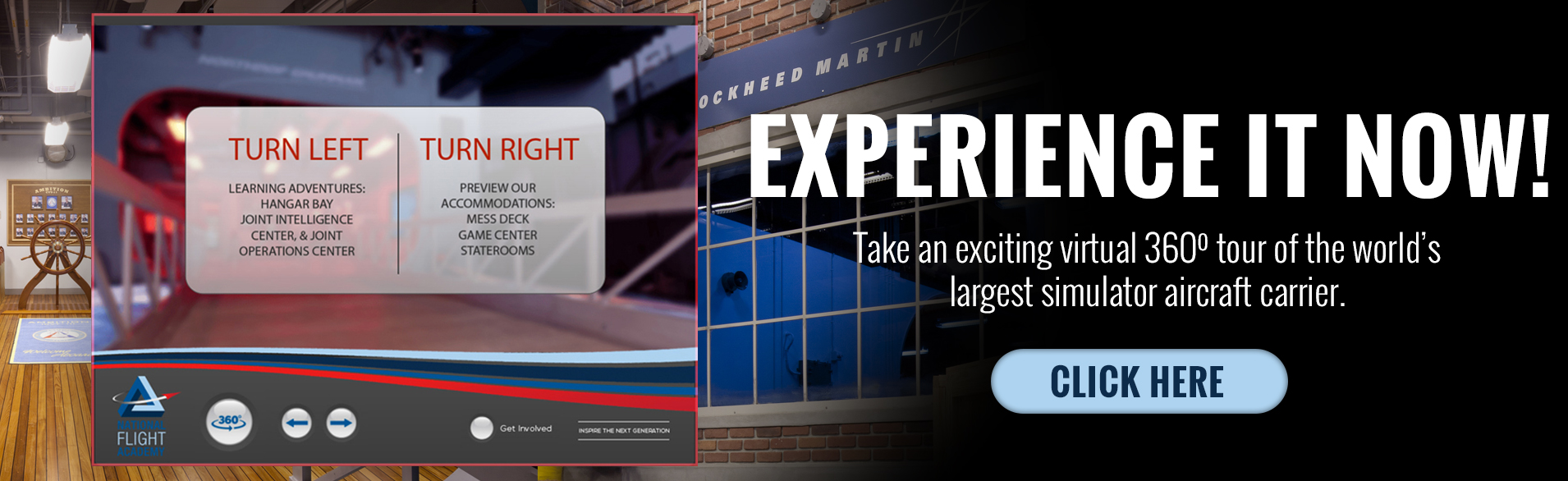 Welcome Aboard - National Flight Academy | America's Aviation-Themed
